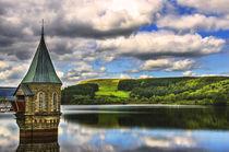 Pontsticill  Dam Valve Tower von Ian Lewis