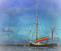 Thames Sailing Barge von Ian Lewis