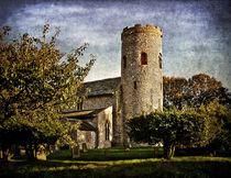 St Margarets Church Burnham Norton von Ian Lewis