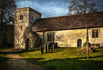 Chaddleworth St Andrews West Berkshire von Ian Lewis