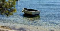 picturesque boat von Melanie Werner