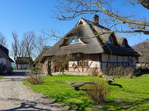 Altes Reetdachhaus in Barnstorf von gscheffbuch