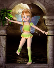 Moon Fairy von Conny Dambach