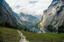 Traumhafte Berge by Daniel Schwab