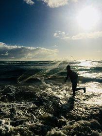 O pescador by izaura mourao