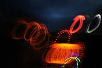 Lichtershow Kunstfotografie 1 by Marco Lermer