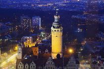 Leipzig von oben von Patrick Lohmüller