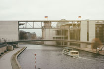 Regierungsviertel Berlin  von Bastian  Kienitz