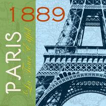 Der Eiffelturm - Eiffel Tower by Thomas Klee