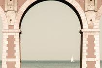 Du freier Mensch, du liebst das Meer. von Martin Matyas