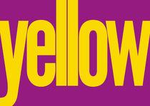 yellow von Roon van Santen