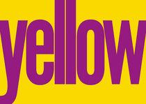 Yellow 2 von Roon van Santen