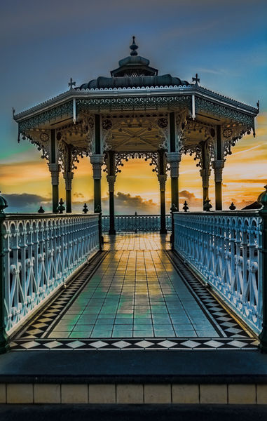 Brighton-bandstand