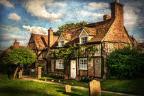A Corner of Turville by Ian Lewis
