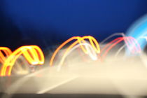 Fast driving Light Art von male87creative