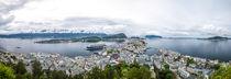 'Norwegen - Blick über Ålesund' by foto-jagla