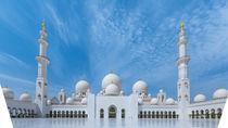 'Scheich-Zayid-Moschee in Abu Dhabi' by foto-jagla