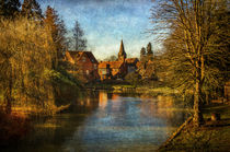 'Whitchurch on Thames' von Ian Lewis