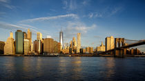Skyline of Manhattan by Andreas Sachs