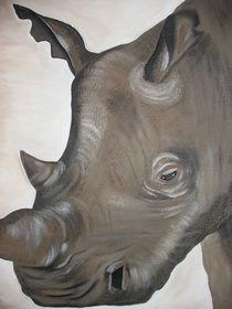 Friedrich das Nashorn by roosalina