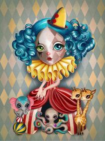 Penelope's Imaginarium by Sandra Vargas