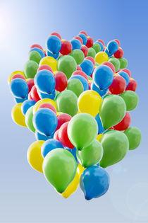 Luftballons von Christoph Hermann
