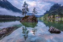 Hintersee im Berchtesgadener Land by Florian Westermann