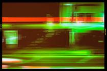 Lichtstreifen  by Bastian  Kienitz