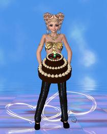 Geburtstag - Happy Birthday von Conny Dambach