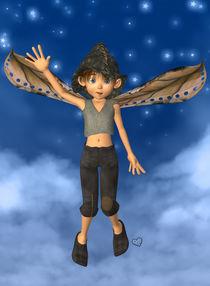 Elfenboy-Elfenjunge von Conny Dambach