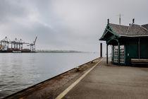 Hamburg Anleger Neumühlen Övelgönne von fraugipp