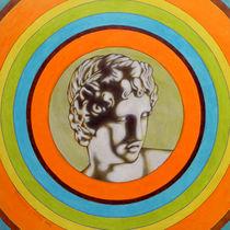Apollo alla Galleria degli Uffizi von federico cortese
