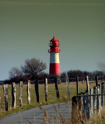 Lighthouse - Leuchtturm by frozenmoments