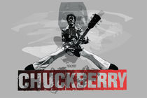 Chuck Berry by zelko radic