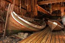 'Bootshaus' von Iris Heuer