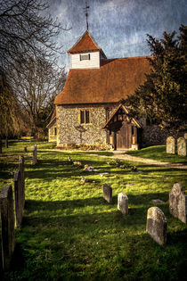 Church of St Mary Sulhamstead Abbots von Ian Lewis