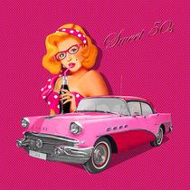 Die süßen 50er Jahre - Sweet 50s von Monika Juengling