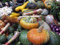 Marktfrisch - Zucchini und Kürbis-Allerlei  von Angelika Keller