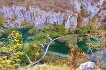 Plitvickie Lakes by atelierpositif