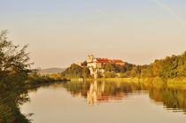 Tyniec monastery by atelierpositif