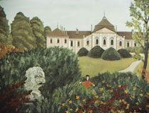 Schloss Kittsee von Regine Dapra