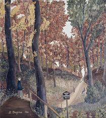 Riedenburgweg von Regine Dapra