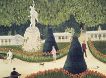 Mirabellgarten von Regine Dapra
