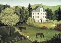 Schloss Aigen von Regine Dapra