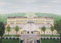 Schloss Schönbrunn von Regine Dapra