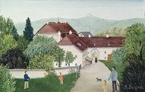Schloss Auhof von Regine Dapra