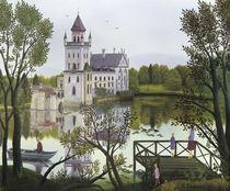 Schloss Anif von Regine Dapra
