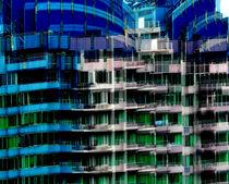 urban in blau von k-h.foerster _______                            port fO= lio