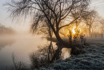 Winter Sunrise by Jim Hellier