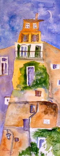 Tanzende Häuser von Claudia Pinkau
